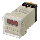 "DH48S-S 1.2"" 4-Digit LED Digital Time Relay"