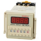 "DH48S-S 1.2 ""de 4 dígitos LED Tiempo Digital Relay"