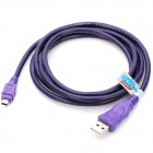 MILLIONWELL USB 2.0 Male to Mini USB Male Connection Cable (150cm)