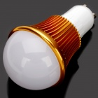 GU10 6W 3500K 540-Lumen 12-LED Warm White Light Bulb (AC 85~265V)