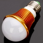 E27 6W 3500K 540-Lumen 12-LED Warm White Light Bulb (AC 85 ~ 265V)