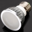 E27 3W 3500K 275-Lumen 6-LED Warm White Light Bulb (AC 85~265V)