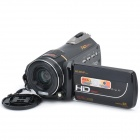 5.0MP Digital Video Camcorder w/ 20X Optical Zoom / HDMI / 3.5mm Audio / SD Slot (3