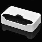 Portable Charging Dock Cradle for Samsung i9220 - White