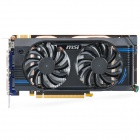 MSI N560GTX GeForce GTX 560 1024MB 192bit GDDR5 PCI Express 2.0 x16 HDCP Ready SLI Video Card