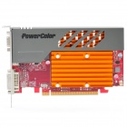 PowerColor ATI Radeon HD6450 512MB 64bit GDDR3D PCI PCI-Express X16 2.0 HDCP Ready Video Card