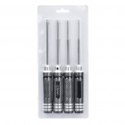 Precision Electronics and R/C Model DIY Screw Drivers (4-Piece Set)
