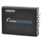 HDMI to S-Video + CVBS Video Converter Adapter
