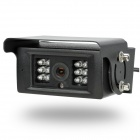 Waterproof Sharp CCD Car Rearview Camera w/ 12-LED IR Night Vision (NTSC / DC 12V)