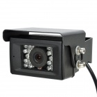 Waterproof Sharp CCD Car Rearview Camera w/ 18-LED IR Night Vision (NTSC / DC 12V)