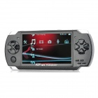 "4,3 ""-LCD-Spielkonsole Media Player w / Kamera / AV-Out / TF Slot / FM - Black (4GB)"