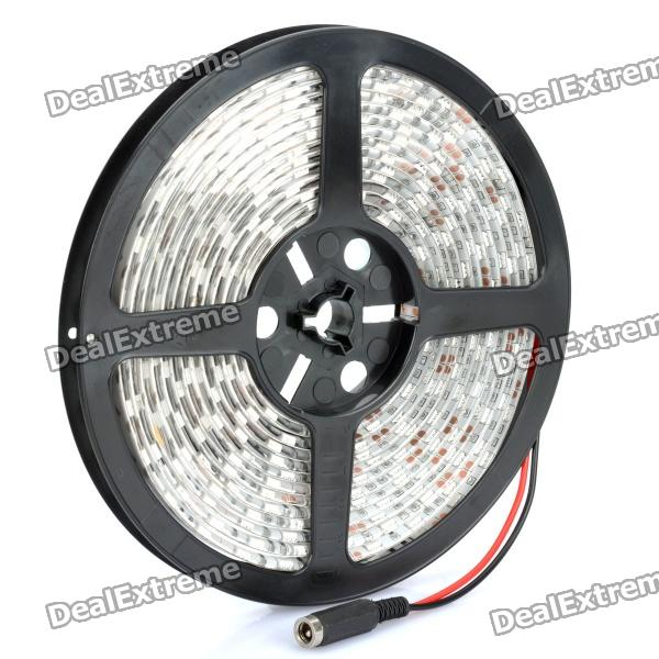 Flexible 54W 3600LM Yellow 300-SMD 5050 LED Light Strip (5M-Length / DC 12)