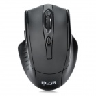 2.4GHz Wireless Optical Mouse with USB Receiver - Black (2 x AAA)