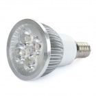 E14 4W 3400K 360-Lumen 4-LED Warm White Light Bulb (AC 85~265V)