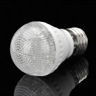 E27 3W 240lm 3000-4500K 14-LED Warm White Light Bulb (220V)