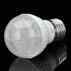 E27 1.5W 140lm 6000K 38-LED White Light Bulb (220V)