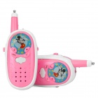 Cute Mickey Mouse Pattern Walkie Talkie Toys for Kids (1 x 9V / Pair)