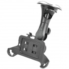 Car Suction Cup Mount Holder + Car Powered Charger for Samsung Galaxy Nexus i9250 - Black (85cm)
