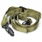 Designer Taktische Multi-Mission Rifle Sniper Gun Sling Mount Set - Army Green