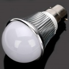 B22 6W 6500K 540-Lumen 12-LED White Light Bulb (AC 85~265V)