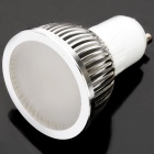 GU10 3W 6500K 275-Lumen 6-LED White Light Bulb (AC 85~265V)
