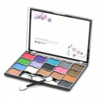 DODO Cosmetic Makeup 15-Color Eye Shadow Kit w/ Brush