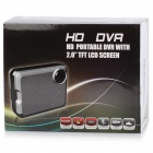 "HD 1080p carro Mini Câmera DVR com TF / HDMI / Mini USB (2.0 ""TFT LCD)"