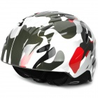 Outdoor Sports Skiing Helmet - Black (Size-L)