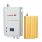 1.2GHz 1000mW 15-CH Wireless AV Transmitter + Receiver Set