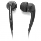 Genuine Sony Ericsson Mini X10 In-Ear Earphone w/ Microphone - Black (3.5mm-Plug / 150cm-Cable)