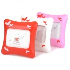 Cute 2-in-1 Photo Frame + Coin Bank with Stand - Random Color (12 x 8.5cm)