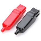 20A Battery Terminal Alligator Crocodile Clamp Clip (Pair)