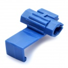 Quick Splice Wire Connector - Blue (40 Piece Pack)