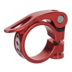 Quarry KC88-34.9 Aluminum Alloy Bicycle Seat Post Clamp - Red