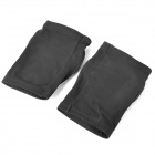 Snowboard Ski Knee Guard Protectors - Black (Size-S / Pair)