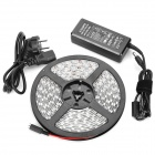 SMD5050 Soft 55W 300- LED Red Light Strip w/ Drive Power (DC 12V / 500CM)