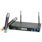 Designer-Handheld Wireless Microphone System