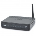 DIR-600M 2.4GHz 150Mbps 802.11n/g/b Wi-Fi Wireless Router - Black