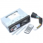 "2.2"" LCD Car Audio System MP3 Player with FM / SD / USB - Black + Silver"
