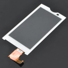 Designer's Replacement Touch Screen Digitizer Module for Sony Ericsson X10i - White