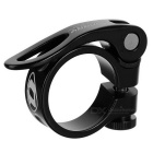 Quarry KC88-34.9 Aluminum Alloy Bicycle Seat Post Clamp - Black
