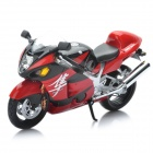 1:12 Suzuki GSX1300R Model Motorcycle for Display / Collection - Red