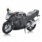 1:12 Honda CBR1100XX Model Motorcycle for Display / Collection - Black + Silver