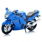 1:12 Honda CBR1100XX Model Motorcycle for Display / Collection - Blue + Black
