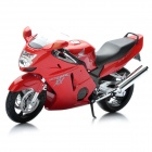 1:12 Honda CBR1100XX Model Motorcycle for Display / Collection - Red + Black