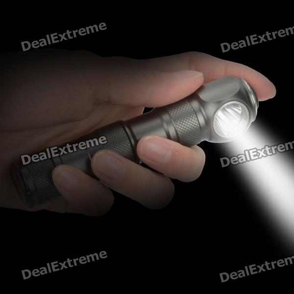 UltraFire H4 Cree XPE R5 350-Lumen 3-Mode Memory White LED Flashlight (1 x CR123A / 1 x 17670)