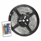 Buy Waterproof 36W 1000MCD/PCS 150*5050 SMD LED RGB Light Strip Remote Control (1*CR2025)