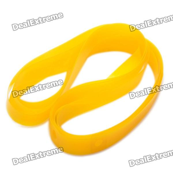 Bike Bicycle Inner Tube Lining Protector Belt - Yellow