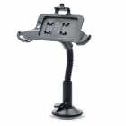 Car Swivel Suction Cup Mount Holder for Samsung Galaxy NEXUS/I9250 - Black