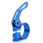 Quarry KC828-31.8 Aluminum Alloy Bicycle Seat Post Clamp - Blue